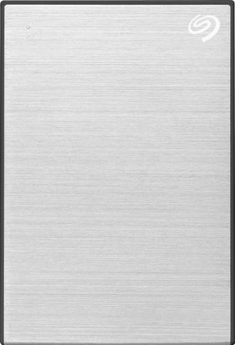 Seagate Backup Plus 5TB Silver Main Image