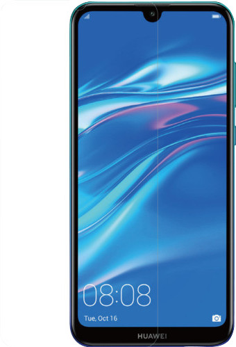 Azuri Tempered Glass Huawei Y7 (2019) Screen protector Glass Main Image