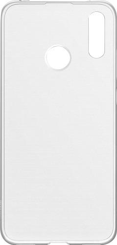 Huawei Y7 (2019) TPU Back Cover Transparant Main Image