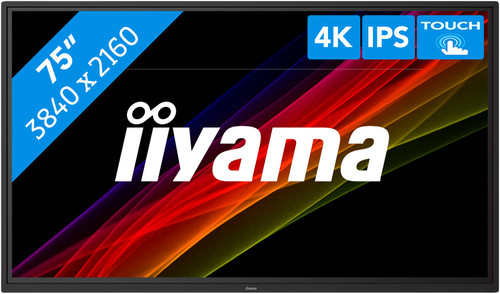 iiyama ProLite TE7503MIS-B1AG Main Image