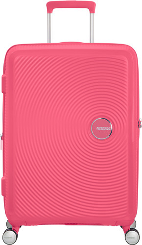 American Tourister Soundbox Expandable Spinner 67cm Hot Pink Main Image