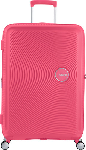 American Tourister Soundbox Expandable Spinner 77cm Hot Pink Main Image