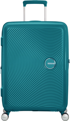 American Tourister Soundbox Expandable Spinner 67cm Jade Green Main Image