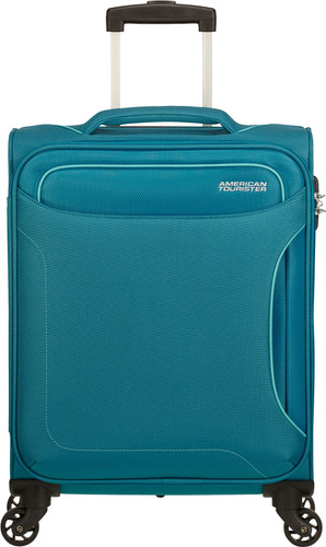 American Tourister Holiday Heat Spinner 55cm Petrol Green Main Image