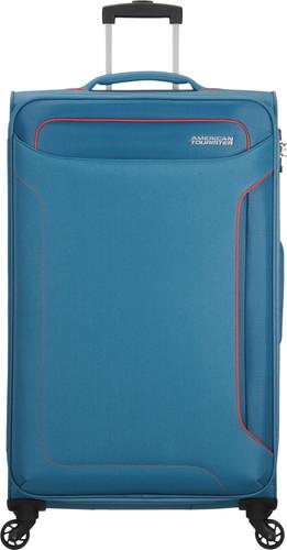 American Tourister Holiday Heat Spinner 79cm Denim Blue Main Image