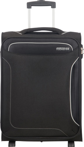 American Tourister Holiday Heat Upright 55cm Black Main Image