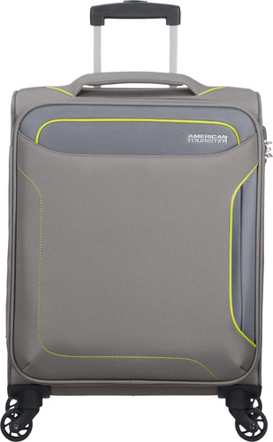American Tourister Holiday Heat Spinner 55cm Metal Grey Main Image