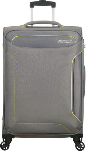 American Tourister Holiday Heat Spinner 67cm Metal Gray Main Image