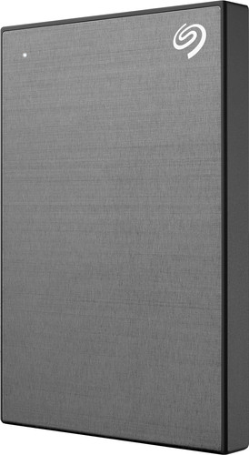 Seagate Backup Plus Slim 1TB Space Grey Main Image