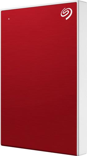 Seagate Backup Plus Slim 2TB Rood Main Image