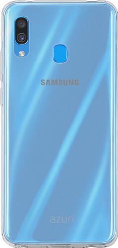 Azuri TPU Samsung Galaxy A40 Back Cover Transparant Main Image