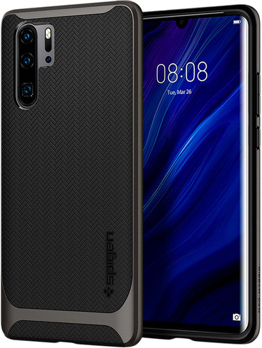 Spigen Neo Hybrid Huawei P30 Pro Back Cover Gray Main Image