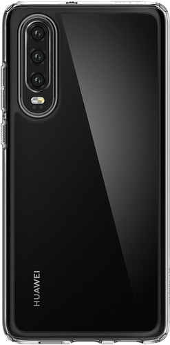 Spigen Ultra Hybrid Huawei P30 Back Cover Transparent Main Image