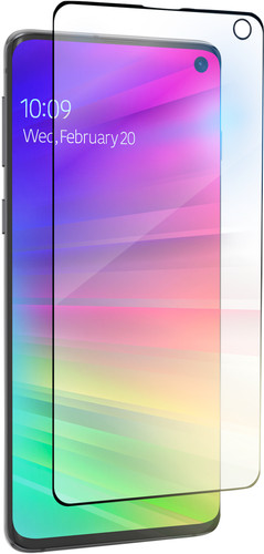 InvisibleShield GlassFusion VisionGuard Samsung Galaxy S10 Screenprotector Glas Main Image