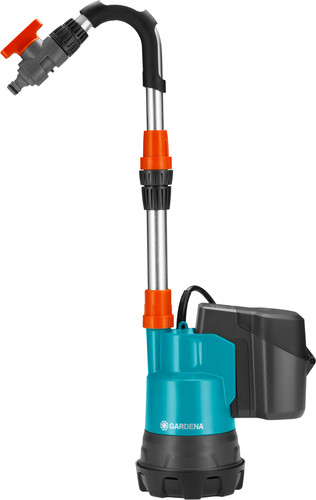 Gardena Rainwater pump 2000 2 Li-18 set Main Image