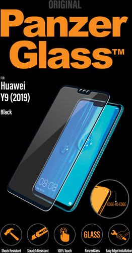 PanzerGlass Huawei Y9 (2019) Screen Protector Glass Black Main Image