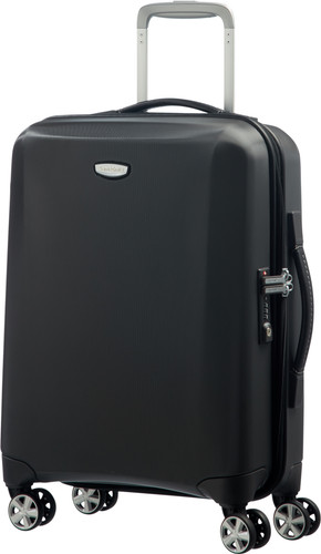 Samsonite NCS Klassik DLX Spinner 55cm Black Main Image