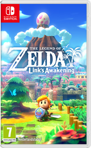 The Legend of Zelda: Link's Awakening Main Image