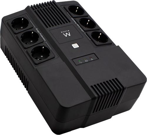 Ewent Line Interactive UPS 600 VA With 6 Sockets Main Image
