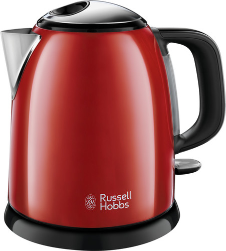 Russell Hobbs Colours Plus+ Mini Rood Main Image