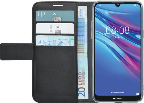 Azuri Wallet Magnet Huawei Y6 (2019) Book Case Black Main Image