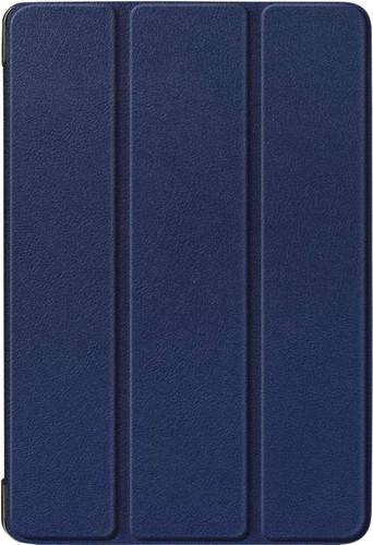 Just in Case Smart Tri-Fold Apple iPad Mini 5 Book Case Blauw Main Image