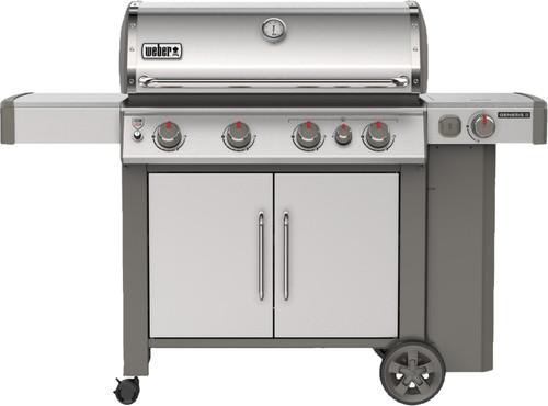 Weber Genesis II SP-435 GBS Stainless Steel Main Image