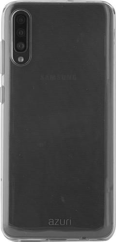 Azuri TPU Samsung Galaxy A70 Back Cover Transparant Main Image