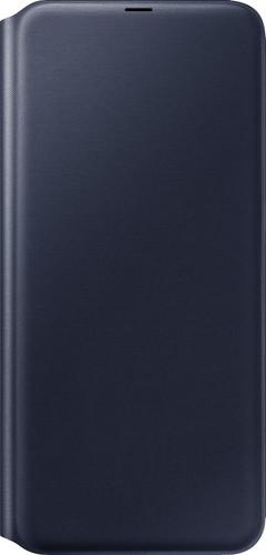 Samsung Galaxy A70 Wallet Cover Book Case Zwart Main Image