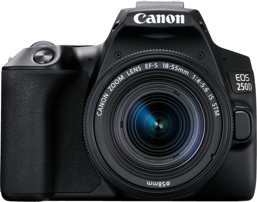 Canon EOS 250D + 18-55 f/4-5.6 IS STM Main Image