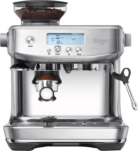 Sage the Barista Pro Stainless Steel Main Image
