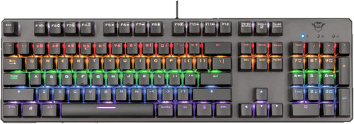Trust GXT865 Asta Mechanical Gaming Keyboard Main Image