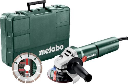 Metabo W 1100-125 Set Main Image