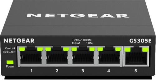 Netgear GS305E-100PES Main Image