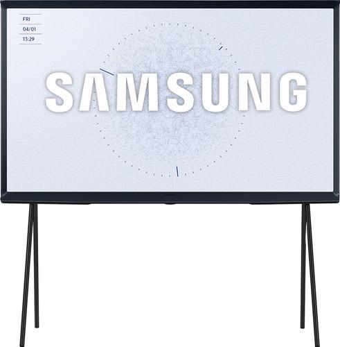 Samsung QE55LS01R The Serif Blauw - QLED Main Image