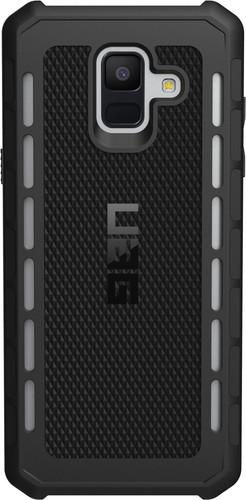 UAG Hard Case Outback Samsung Galaxy A6 Back Cover Black Main Image