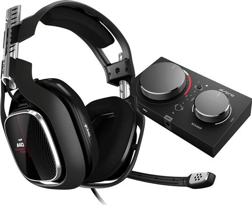 Astro A40 TR Gaming Headset + MixAmp Pro TR Xbox Series X/S en Xbox One - Zwart Main Image