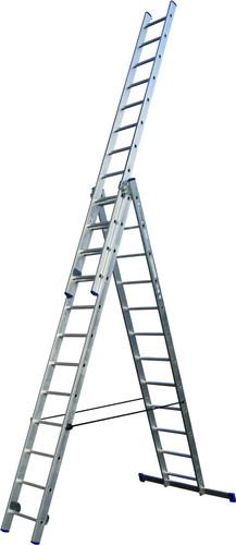 Alumexx ALX reform ladder 3x12 Main Image