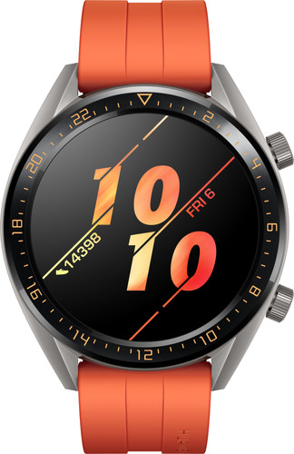 Huawei Watch GT Active Oranje Main Image