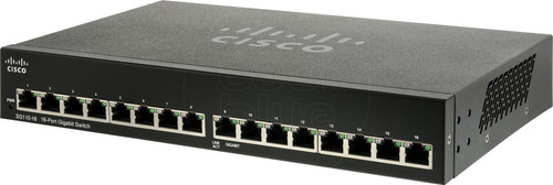 Cisco SG110-16 Main Image