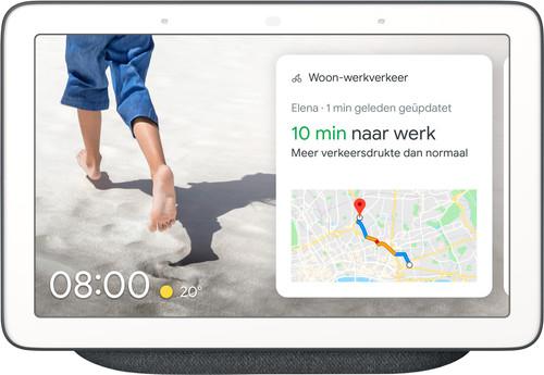 Google Nest Hub Charcoal Main Image
