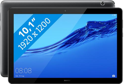 Huawei Mediapad T5 10.1 32GB WiFi + 4G Zwart Main Image
