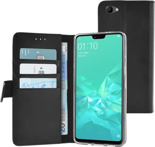 Azuri Wallet Magneet Oppo A3 Book Case Zwart Main Image