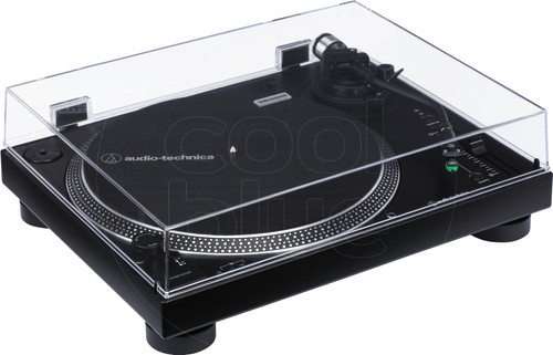 Audio Technica AT-LP120XUSBBK Main Image