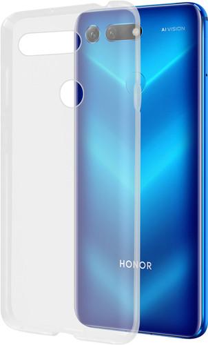 Azuri Glossy TPU Honor View 20 Back Cover Transparant Main Image