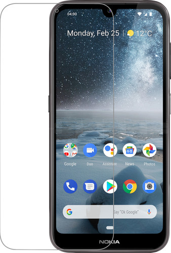 Azuri Tempered Glass Nokia 4.2 Screen Protector Glass Main Image