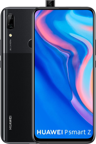 Huawei P Smart Z Black Main Image