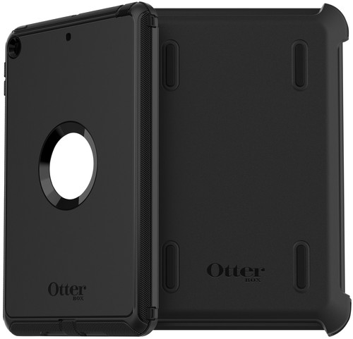 OtterBox Defender Apple iPad Mini 5 Back Cover Black Main Image