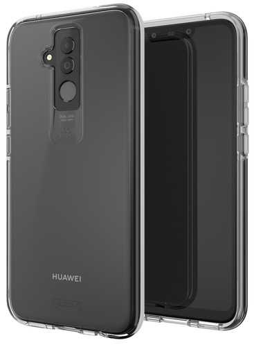 GEAR4 Crystal Palace Huawei Mate 20 Lite Back Cover Transparant Main Image