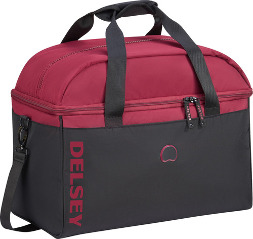 Delsey Egoa Cabin Travel Bag 45cm Rood Main Image